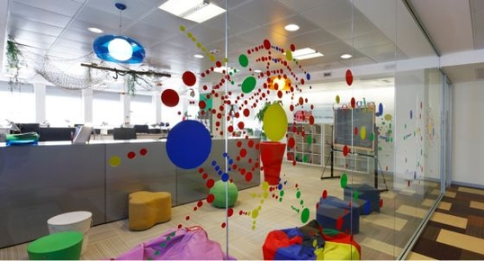 google office picture in milan