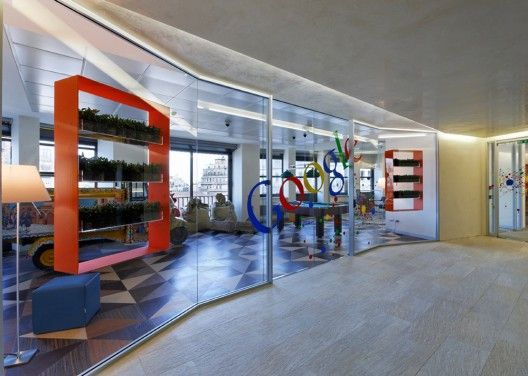 google office in milan