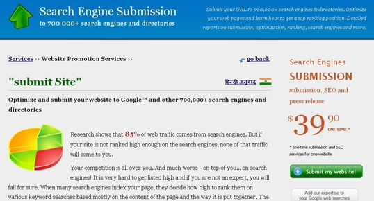 submit site backlinks